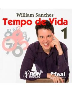 CD - Tempo de Vida VL1- William Sanches