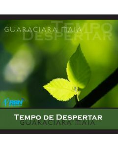 CD - Tempo de Despertar - Guaraciara Maia